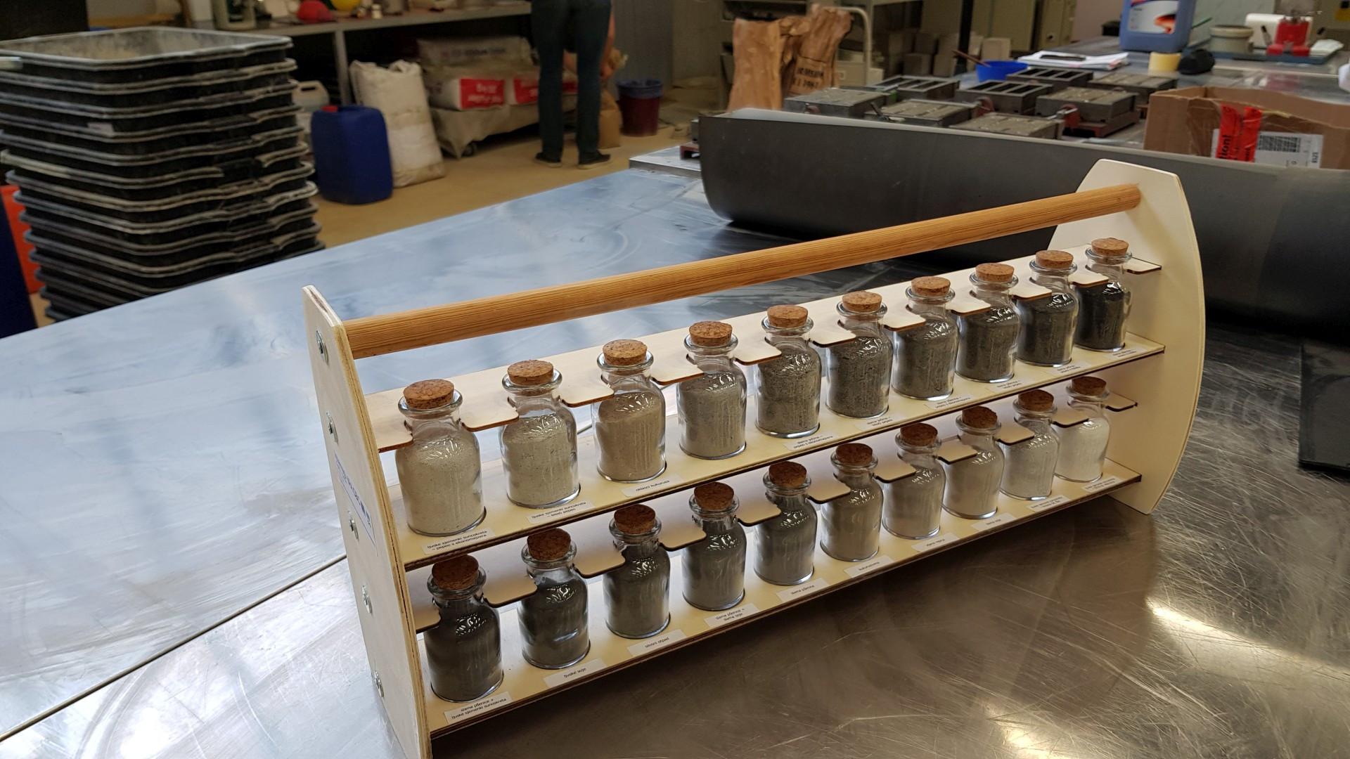 Zajedničko istraživanje pepela biomase kao mogućeg građevinskog materijala