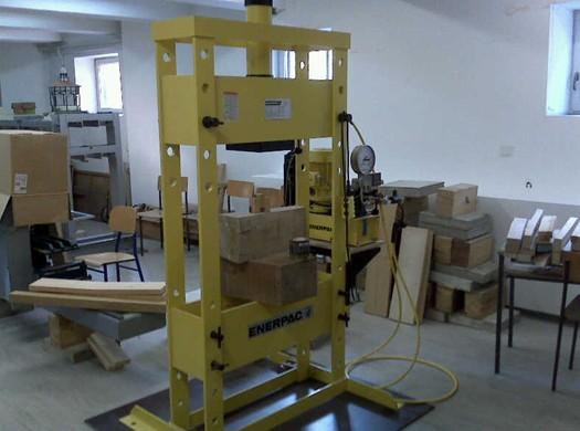 Laboratorij za drvene konstrukcije