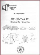 Mehanika II – Kinematika i dinamika