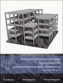 Primjeri dimenzioniranja horizontalnih armiranobetonskih elemenata